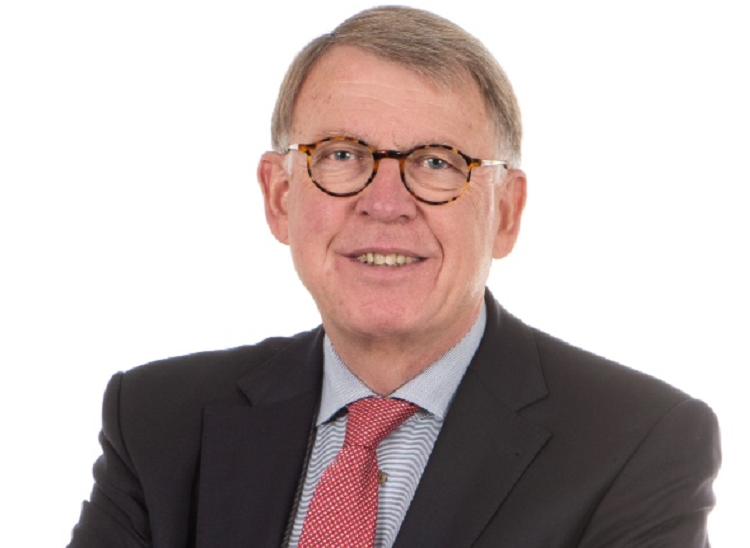 Hans Wesselink, voorzitter SCMA