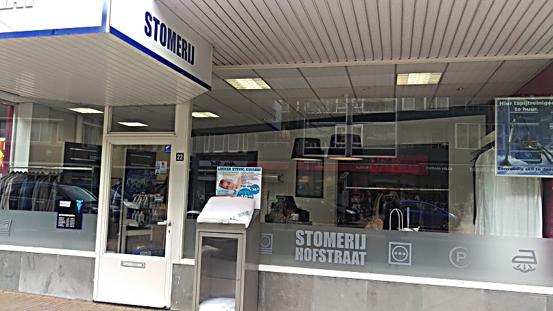 Stomerij Hofstraat