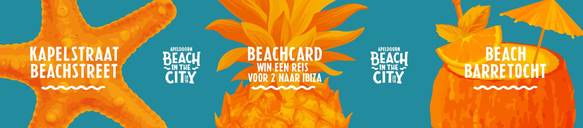 Bekijk alle side-events rondom het EK Beachvolleybal >>